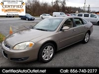2006 Chevrolet Impala LTZ Williamstown