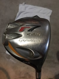 Taylor Made R7 Driver Mississauga, L5M