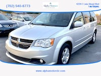 2012 Dodge Grand Caravan Passenger for sale Las Vegas