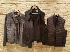 Men's Vests and Jacket