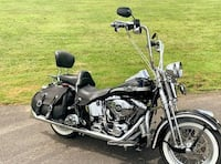 Great looking 2003 Harley-Davidson Softail Boston