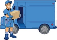 Pick up and delivery Manassas