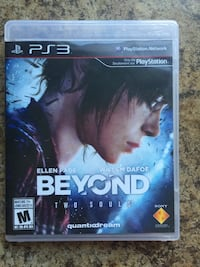 Sony ps3 beyond two souls