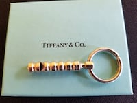TIFFANY & CO PALOMA PICASSO WHISTLE KEY CHAIN