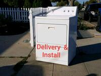 Super clean Kenmore Electric dryer local delivery  Newark, 94560