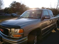 2001 GMC Sierra 1500 4WD Extended Cab 6 1/2-ft SLE Woodbridge