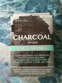 Charcoal face masks Ashland, 97520