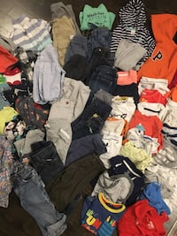 Huge 18 month boys clothing lot!!!! Pickering, L1V 2T4