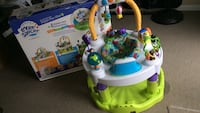 "Baby bouncing activity center ""ExerSaucer"" Chevy Chase, 20815"