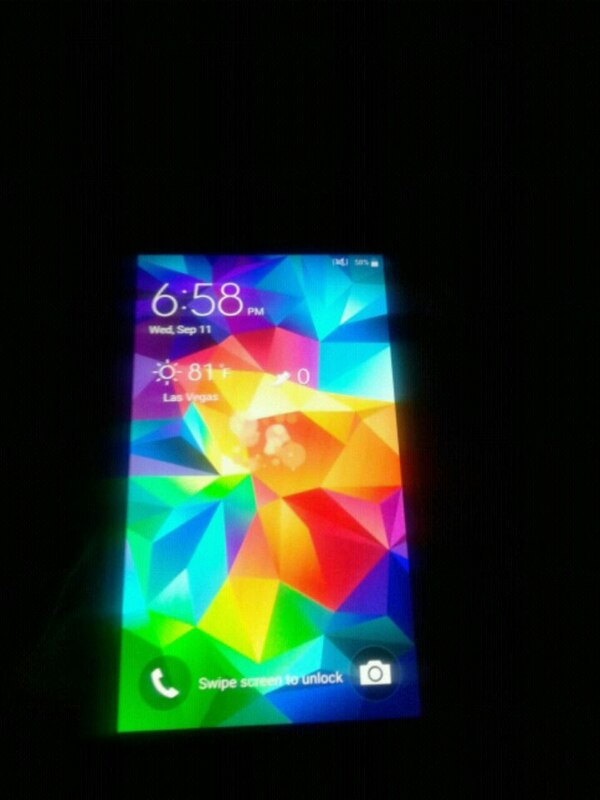 T-MOBILE UNLOCKED GALAXY S5..EXCELLENT CONDITION.. $60.00.