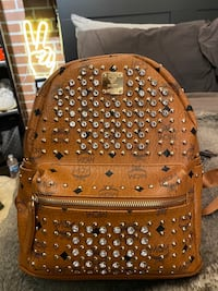 Mcm back pack bag