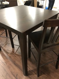 Table and 2 chairs Bar Height Clarksville, 37043