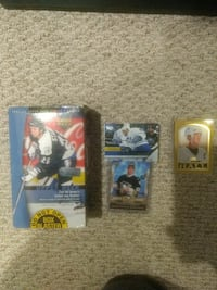 hockey trading card collection Cambridge, N1P 1A5
