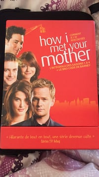 Coffret How I Met your mother - Saisons 1,2,3,4 Villennes-sur-Seine, 78670