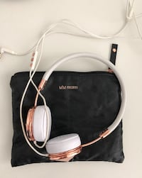 FRENDS rose gold over-ear headphones  Toronto, M5R 2A2