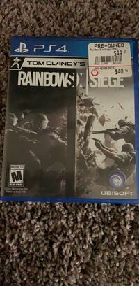 Rainbow Six Siege PS4  Greenbelt, 20770