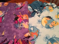 Hand made fleece blankets Mississauga, L5L 2Z4