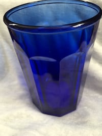 Blue Glass Vase  Wichita, 67217