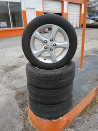 Nissan Altima wheels Knoxville, 37924