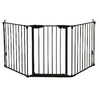 NEW Dreambaby Newport Adapta-Gate - Black Mississauga