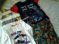Brand new assorted kids pyjamas  (Star Wars, Dora) Kitchener, N2H