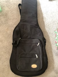 Gig bag guitar case