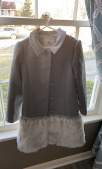 Janie and jack fur coat size 7 never wor  Alexandria, 22301