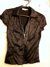 Black zippered woman's top Mississauga, L4T 2A5