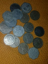 Rare coins of 60s 70s 80s