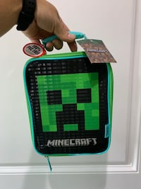 Minecraft Lunchbox Lunchbag THERMOS Insulated Lunch Box NEW!!! Upper Marlboro, 20774