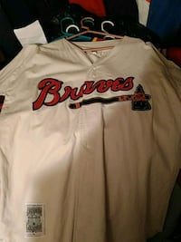Cooperstown collection Atlanta braves Jersey Chicago, 60626