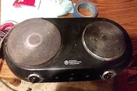 Electric stove eye