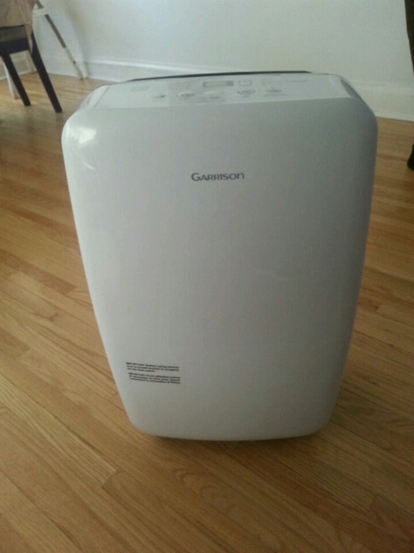 New white Haier portable air conditioner