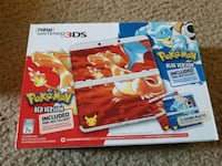 20th anniversary pokemon new 3ds Clearfield, 84015