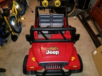 Fisher price Jeep Hagerstown, 21740
