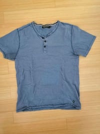 BOATHOUSE Blue Stripped Henley  Guelph