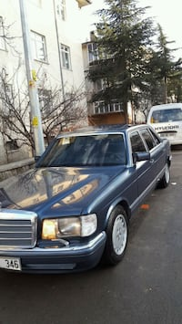 Mercedes - S - 1986 Istanbul