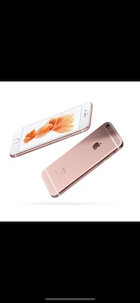 Unlocked 64gb iphone 6s plus rose gold. excellent condition