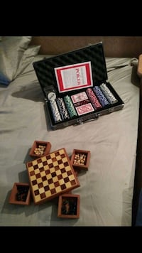 Custom chess board and peices Brooklyn, 11201