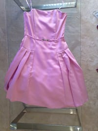 Fit and flare pink formal dress Toronto, M3H 5A8