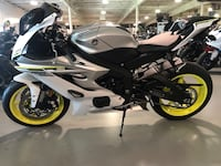 2017 Yamaha YZFR6 Brand New!!! Lots of extras!! Ask for Jennifer! :)  White Plains, 20695