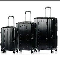 Champs 3 piece brand New Luggage Set King City, L7B 1A3
