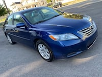 2007 Toyota Camry hybrid limited Enon