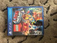 Lego the lego movie videogame sony ps4 game