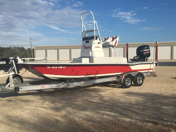 Used 2015 Haynie 23 Cat For Sale In Rockport Letgo