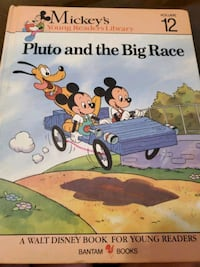 Classic Disney Mickey's Young Readers Library Center Moriches, 11934