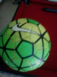 green and black soccer ball Allegan, 49010