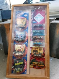 10 nascar's in case singed by drivers