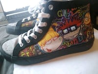 LIMITED EDITION RUGRATS SNEAKERS SIZE 9 San Antonio, 78251