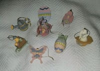 New ceramic Easter ornaments Palmdale, 93550
